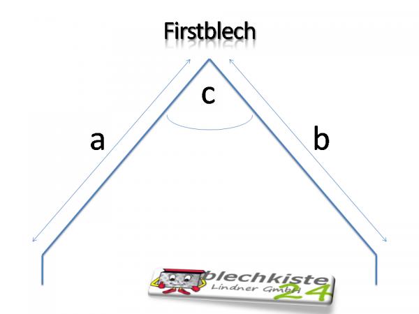 Firstblech Titanzink